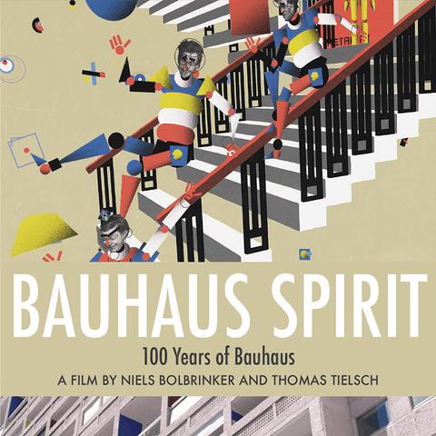 Bauhaus Spirit: 100 Years of Bauhaus [DVD]