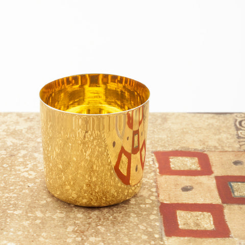 Gilded Silver Tumbler