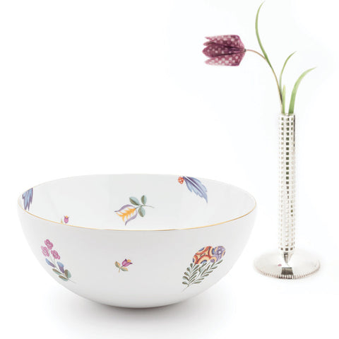 Dagobert Peche Scattered Blooms Bowl