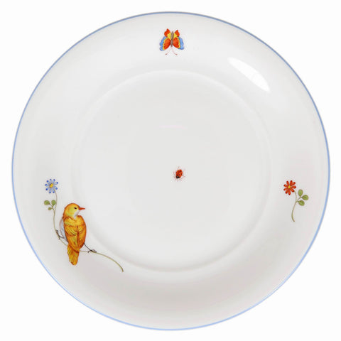 Hand-painted Porcelain Plate