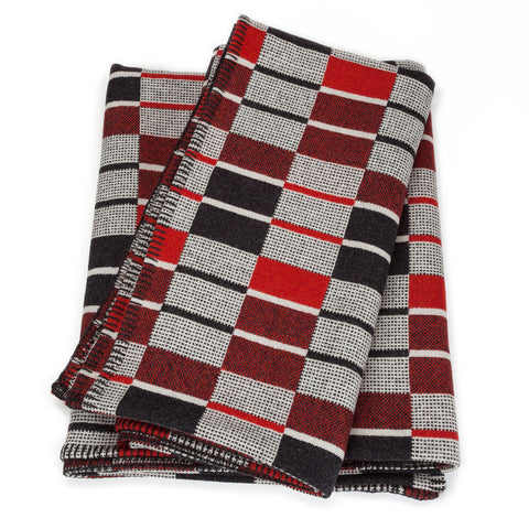 Bauhaus 1920 Throw Blanket