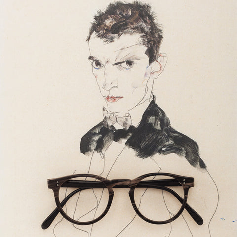 Selima Optique Egon Schiele Spectacles