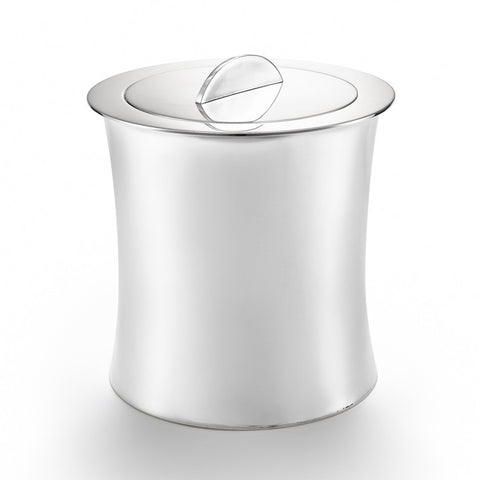 Edward Tuttle Pure Silver Ice Bucket