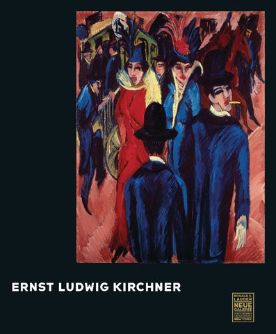 Ernst Ludwig Kirchner 2019-2020 Exhibition Catalogue