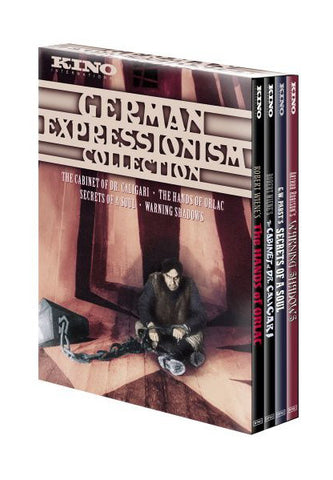 German Expressionism Collection (Boxed Set) [DVD]