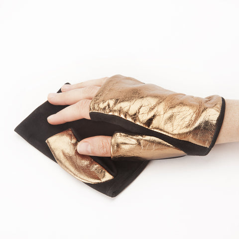 Golden Coquette Glove