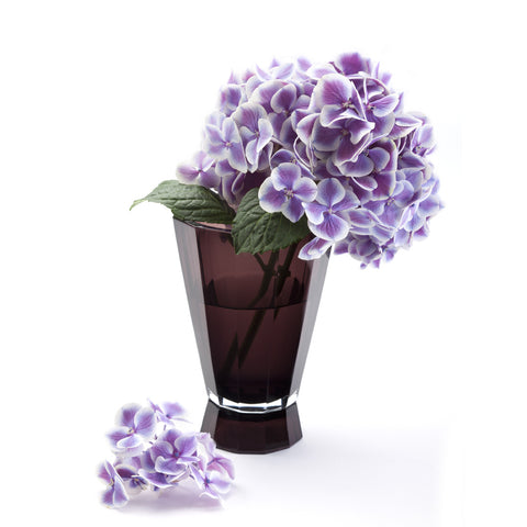 Hoffmann Facet-cut Vase
