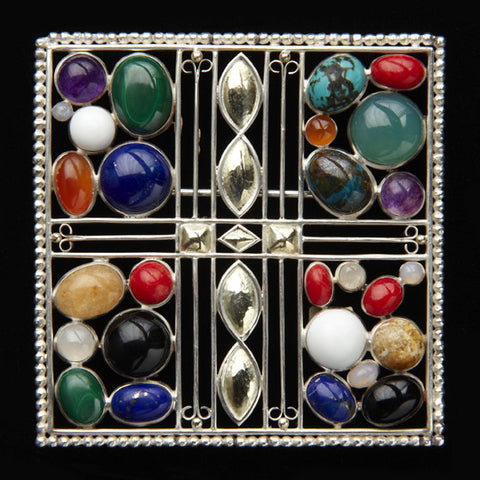 Hoffmann Masterpiece Brooch