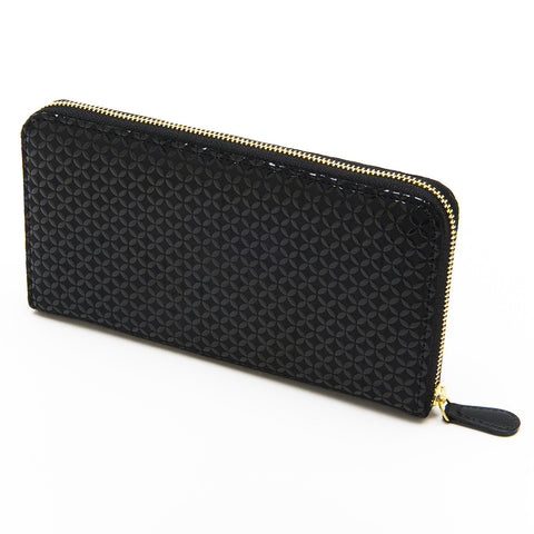 Imperial Zippered Long Wallet
