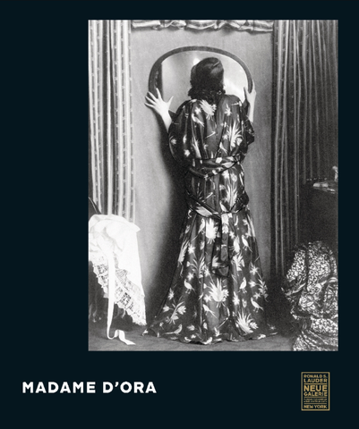 Madame d'Ora Exhibition Catalogue