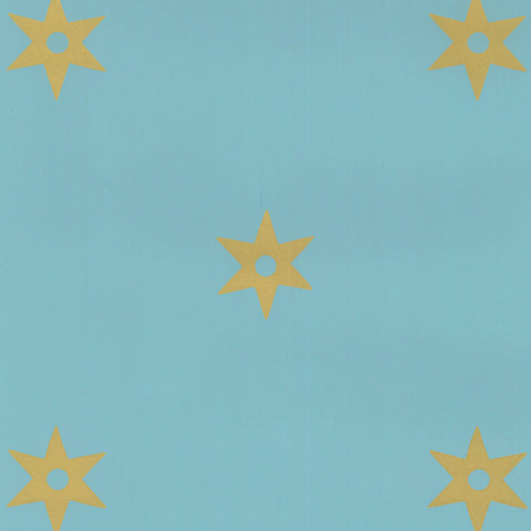 Biedermeier Morning Star Wallpaper