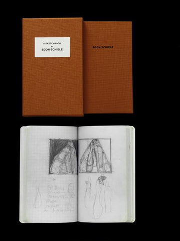 Egon Schiele's Sketchbook 1910-1913