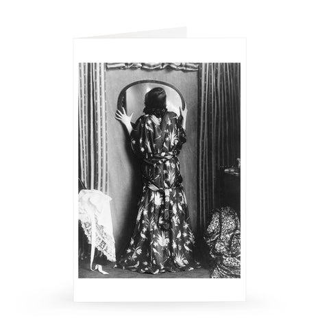 Madame d'Ora Exhibition Notecard [Single Card]