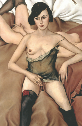 Christian Schad: Two Girls, 1928 [Print]