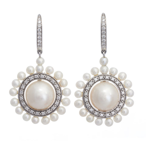 Sidney Garber Norma Earrings