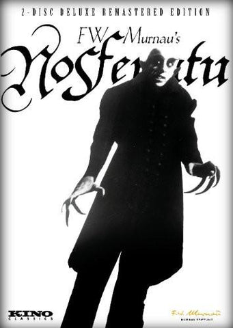 Nosferatu [DVD] 2- Disc Deluxe Remastered Edition