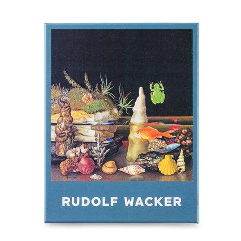 Rudolf Wacker Notecard Set
