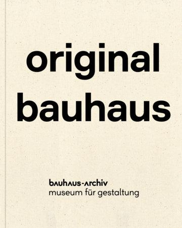 Original Bauhaus Catalogue