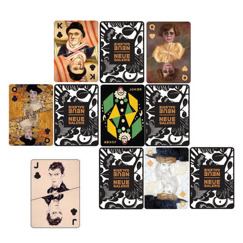 Neue Galerie Playing Cards