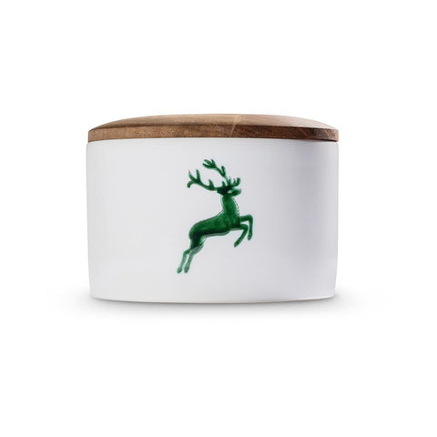 Gmundner Leaping Stag Biscuit Box
