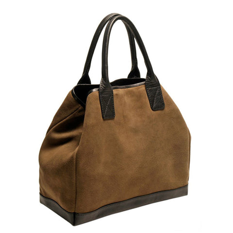 Stag Leather Tote