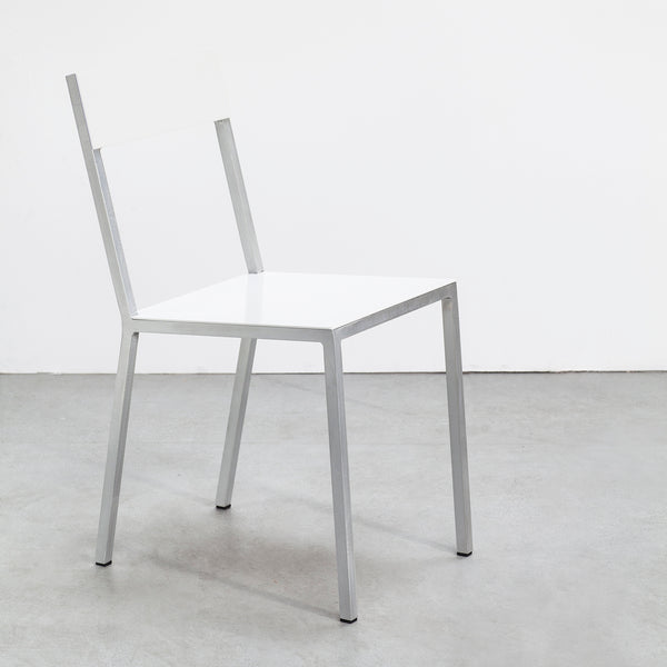 Alu Chair / White White