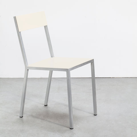 Alu Chair / Ivory Ivory