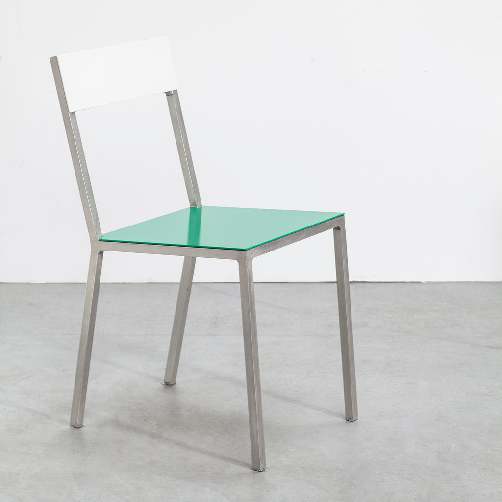 Alu Chair / Green White