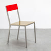 Alu Chair / Curry Red