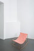 Rocking Chair / Brass - Pink