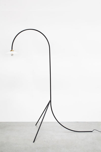 Standing lamp No. 1 / Black
