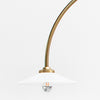 Standing lamp No. 1 / Brass