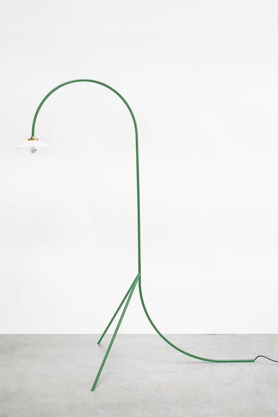 Standing Lamp No. 1 / Green