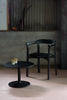 Holm Chair / Sumi Oak - Leather Cushion