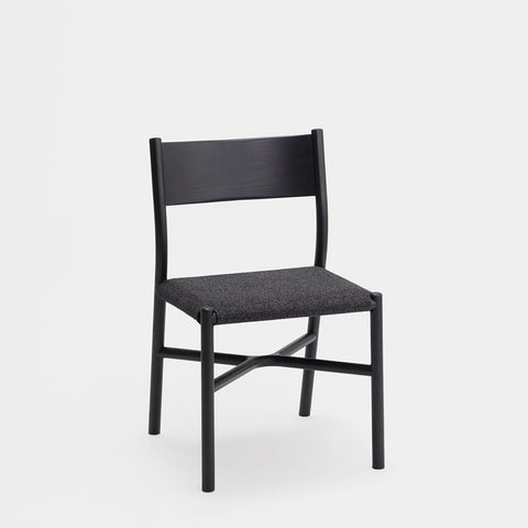 Ariake Chair / Sumi Ash - Fabric Cushion