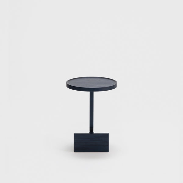 Beam Side Table / Sumi Ash