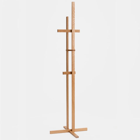 Elements Coat Stand / Oak