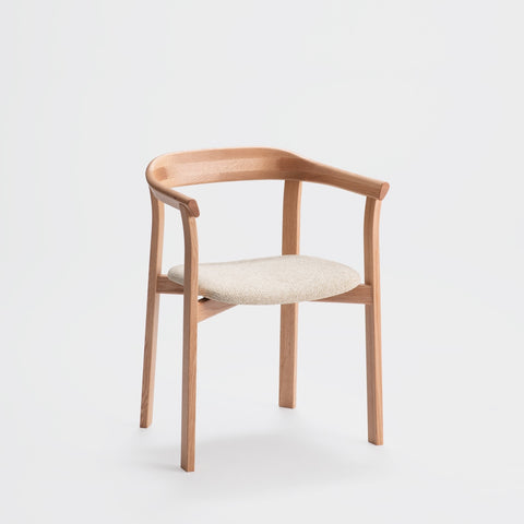 Holm Chair / Oak - Fabric Cushion