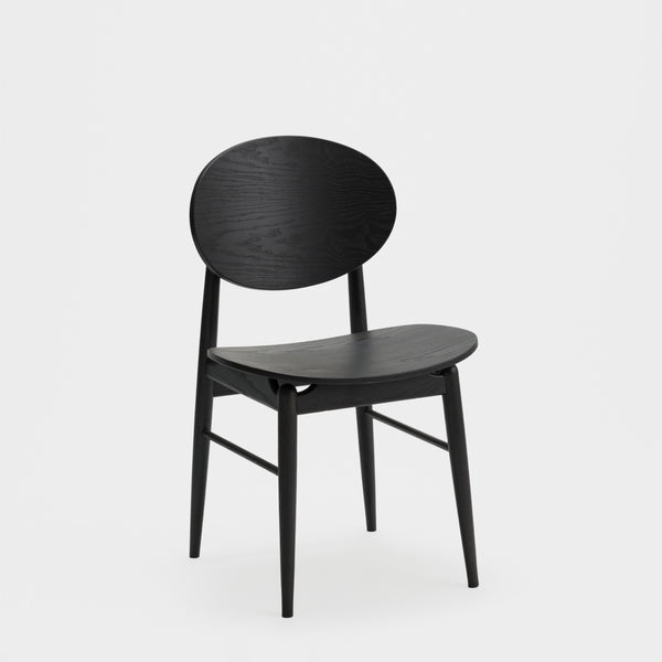 Outline Chair / Sumi Ash