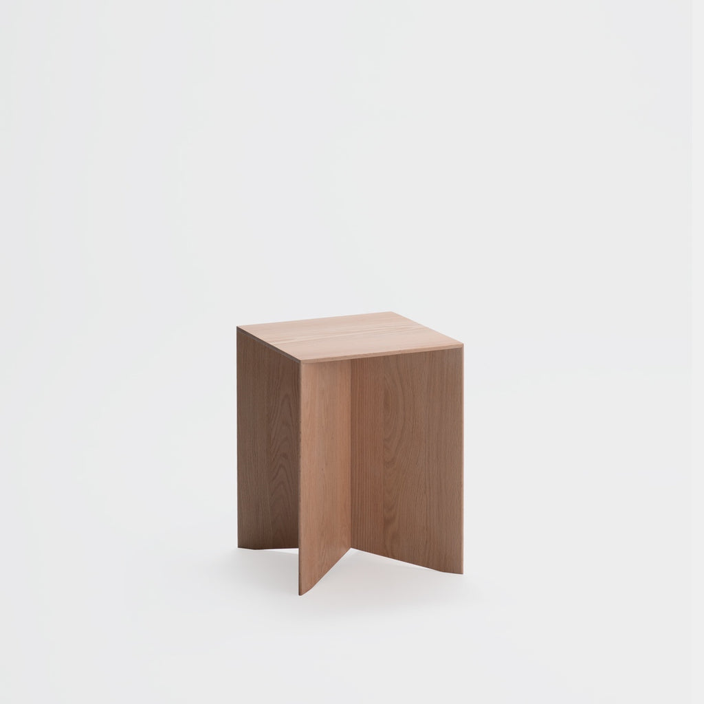 Paperwood Side Table / Oak