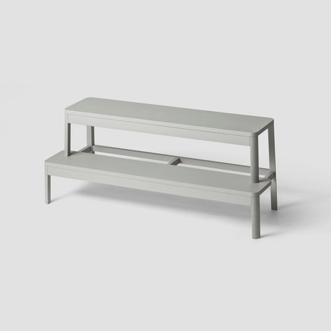 Arise Bench / Light Grey Oak