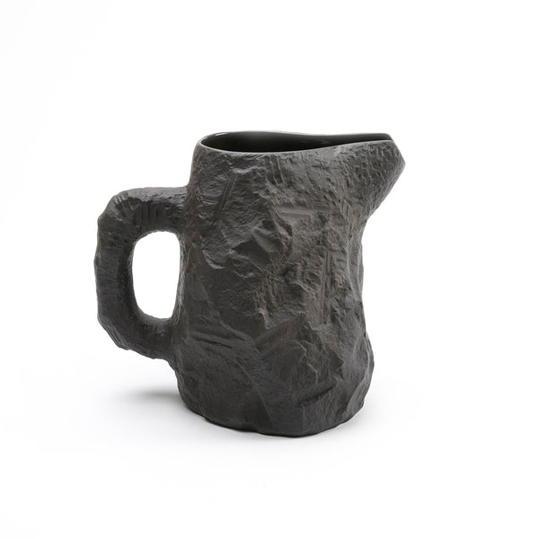 Crockery Series / Jug / Black