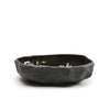 Crockery Series / Large Flat Bowl / Black