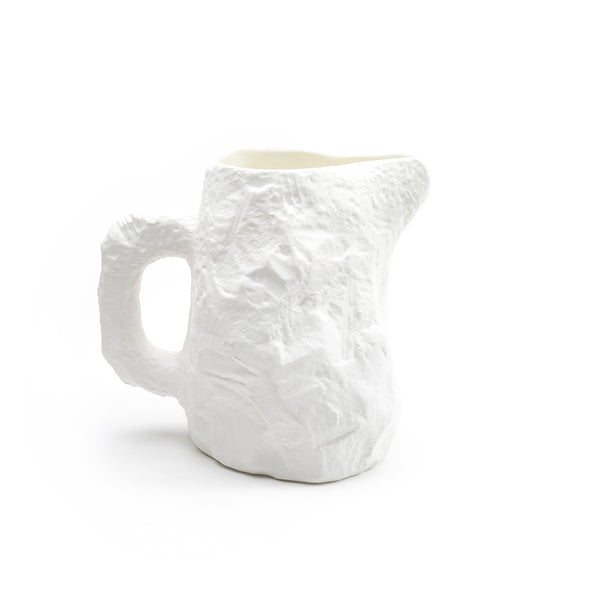 Crockery Series / Jug / White