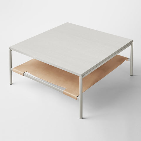 Mies Lounge Table / Marble or Oak Veneer