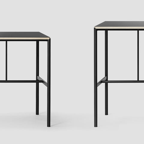Mies High Table