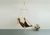Ovis Hanging Lounge Brown