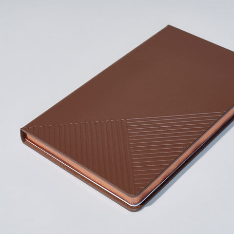 Note 01 / Brown & Copper