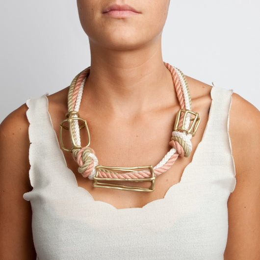 Fort Standard / Necklace No. 9