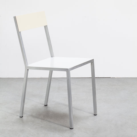 Alu Chair / White Ivory